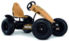 Berg Safari Xxl-Bfr Kids Pedal Car Go Kart Yellow 5+ Years New