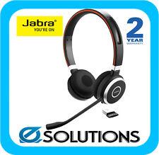 Jabra Evolve 65 MS Wireless StereoHD Audio Headset - Microsoft Skype for busines