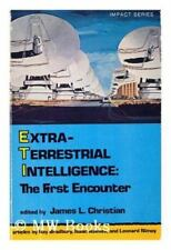 Extraterrestrial Intelligence (Science & the Paranormal Series)-ExLibrary