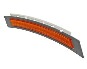Fits: BMW E60 E61 528xi 535i 535xi 550i Reflector (Bumper Cover) 63 14 7 185 743