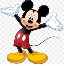 NUOVO con scatola Disney polso art by Ingersoll FUMETTO Classic Collection Orologio al Quarzo