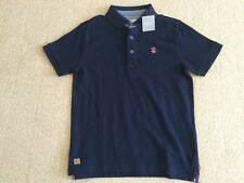 New With Tags navy Polo Shirt By Next Age 9 Years