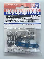 Tamiya 53864 TT-01 Aluminum Steering Link (TT01/TT01D) NIP