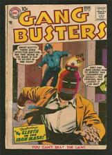 Gang Busters #62, March 1958