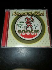 Santa Loves To Boogie by Asleep At The Wheel (CD)