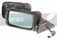 For BMW 3 COUPE (E36) 1992-1999 Lucas Right Black Electrical Door Mirror -ADP454