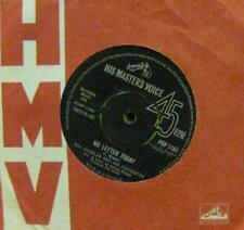 """Ray Charles(7"""" Vinyl)No Letter Today-HMV-POP 1161-UK-VG-/VG"""
