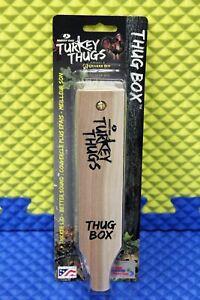 Quaker Boy Turkey Thugs Thug Box Turkey Call 99305