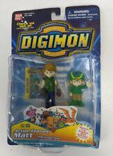 "1999 Bandai Digimon Digi Destined Mate T. K. 3"" Mini Figura"