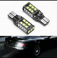 Bombillas T15 LED Canbus 15SMD 5630 16W16 Car Bulbs LED T15