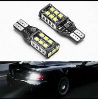 Bombillas T15 LED Canbus 15SMD 5630 16W16 Car Bulbs LED T15