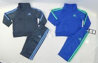 adidas Baby Boys' set, 2-Piece Action Tricot set size 9,12,18,24 months
