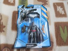 "Batman The Dark Knight Rises Ultra Blast Batman 4"" Action Figure 2011 DC Comics"