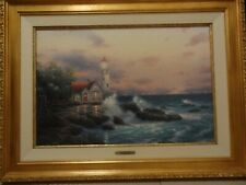 Thomas Kinkade, Beacon of Hope Lighthouse Painter of Light 2009
