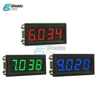 """0.56 """"LED 0-100V Mini Digital Voltmeter 4 Bits Voltage Meter Volt Panel Tester"""