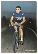 Cartolina Ciclismo - Filotex - Ugo Colombo
