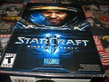 StarCraft II: Wings of Liberty (pc )