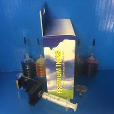 HP Deskjet 1110 3630 INK REFILL KIT & TOOLS FOR REFILLING HP302 PRINT CARTRIDGES