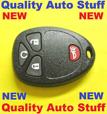 NEW GM Chevrolet Buick GMC Saturn Recased Remote Fob OUC60270 4 Buttons 22936098