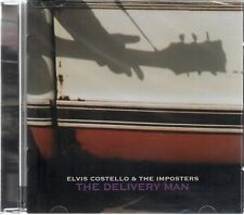 Elvis Costello - The Delivery Man LOST HIGHWAY 2004 Audio CD Sealed $2.99 Ship