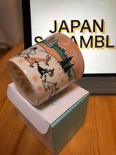 Moomin Mug Cup Arabia Moomin Valley Park Limited 2019 NEW F/S Rare Japan in hand