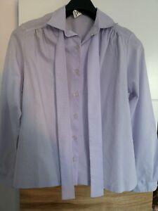 C&A Damen Bluse Gr.40 ,Flieder,TOP