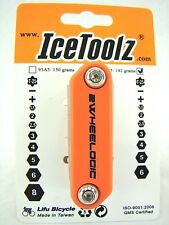 IceToolz 94A5 Compact 10 Multi-Tool (7 Hex / 2 Screwdriver / 1 Torx) NIP!