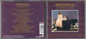 The Carpenters - A&M Gold Series