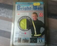 OXFORD BRIGHT - BELT REFLECTIVE BY NIGHT AND HIGH VISIBLE BY DAY  LARGE Of422