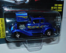 MOC 1997 RACING CHAMPIONS BLUE 32 FORD COUPE