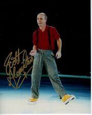 SCOTT HAMILTON Signed Autographed USA OLYMPIC ICE SKATER Photo