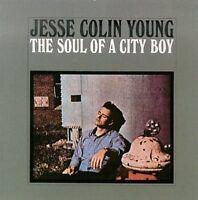 JESSE COLIN YOUNG - Soul of a City Boy - CD