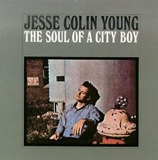 JESSE COLIN YOUNG - Soul of a City Boy - CD