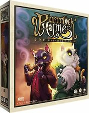 Purrrlock Holmes Furriarty's Trail Family Board Game IDW 01256 Purrlock Card