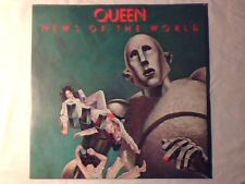 QUEEN News of the world lp GERMANY FREDDIE MERCURY COME NUOVO LIKE NEW!!!