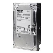 "Toshiba 1T 7200rpm 3.5"" SATA3 6Gbps Internal Hard Disk Drive HDD DT01ACA100 I1W4"