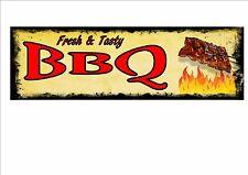 Amerikanischer Retro-stil Diner-zeichen Café-schild BBQ Retro-zeichen