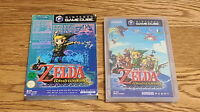 Nintendo Gamecube NGC Legend of Zelda Wind Waker Game Korean Version Ultra Rare