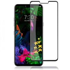 LG G8 ThinQ SCREEN PROTECTOR TEMPERED GLASS HD 3D TOUCH FULL COVER CASE FRIENDLY