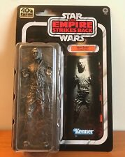 STAR WARS BLACK SERIES - HAN SOLO CARBONITE (The Empire Strikes Back) Neuf / New