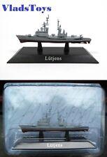 DeAgostini 1/1250 German Navy Bundesmarine destroyer Luetjens 1967 DAKS59