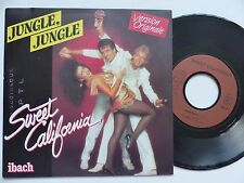 SWEET CALIFORNIA Jungle jungle 880013 7  Discotheque RTL