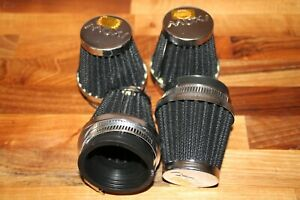 YAMAHA XJS1100 XS 1100  K&N STYLE POWER CONE AIR FILTERS (SET OF 4)