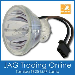 TOSHIBA TB25-LMP / D95-LMP DLP TV LAMP/RPTV BULB - PHOENIX SHP66 SHP75 SHP87