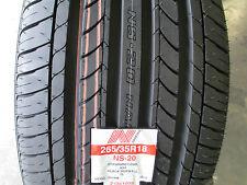 2 New 265/35R18 Inch Nankang NS-20 Tires 265 35 18 R18 2653518 35R