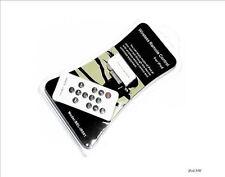 iPod White Wireless Remote + FM 200 Channel Transmiter