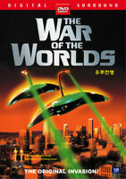 The War of the Worlds (1953) New Sealed DVD Gene Barr