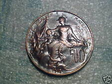10 CENTIMES DUPUIS 1913