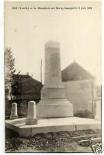 71  IGE le monument aux mort inauguré le 5 6 21  (83)