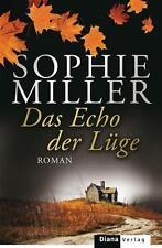 Das Echo der Lüge von Sophie Miller (2012, Taschenbuch)